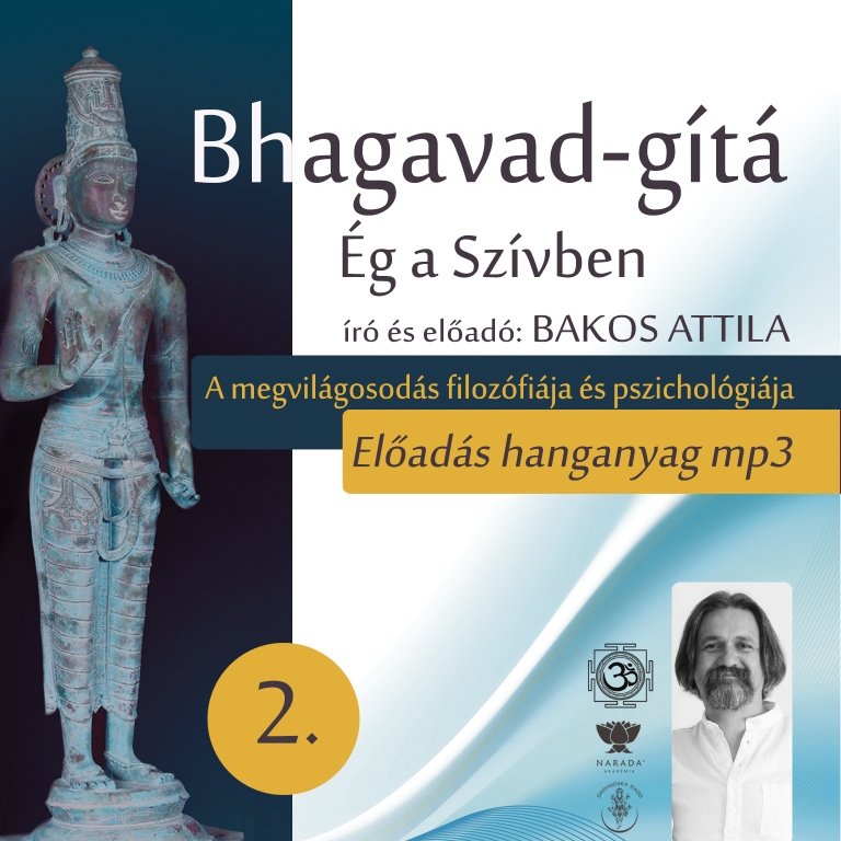 Bhagavad gíta dvd 2.rész